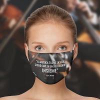 Da Andria la sfida fashion delle mascherine: