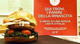 'I panini della rinascita' il menu della ripartenza