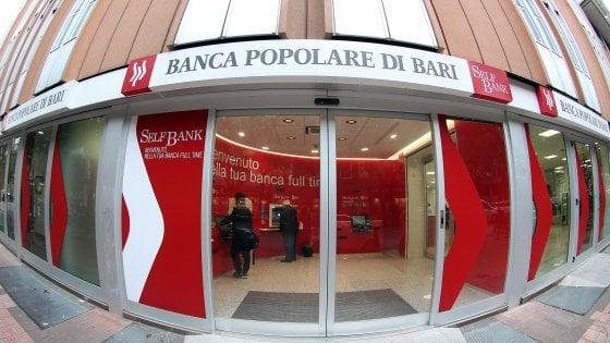 Banca Popolare di Bari, chiusura di 91 filiali e prepensionamenti: ecco il piano da 67 milioni