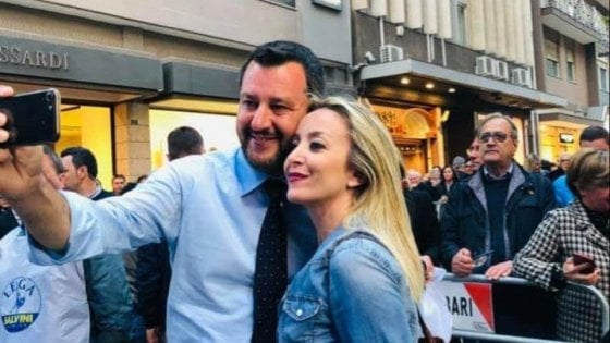 """""""Matteo Salvini, ti circondi solo di maschi"""": la provocazione della leghista pugliese"""