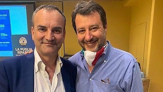 """Regionali Puglia, il ritorno di Vernola: """"Ho detto no a Renzi e ho scelto Salvini. Ma non sarò candidato"""""""