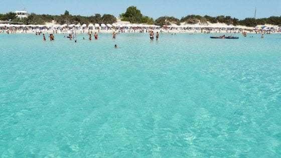 Turista di 44 anni annega a Porto Cesareo davanti agli occhi dei figli e del marito