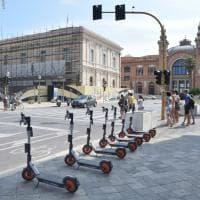 Bari, ecco i primi 250 monopattini elettrici: presto saranno 500