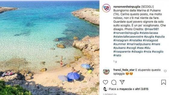 """""""No, non venite in Puglia"""", così un ingegnere ha inventato per gioco lo slogan più amato dai turisti"""