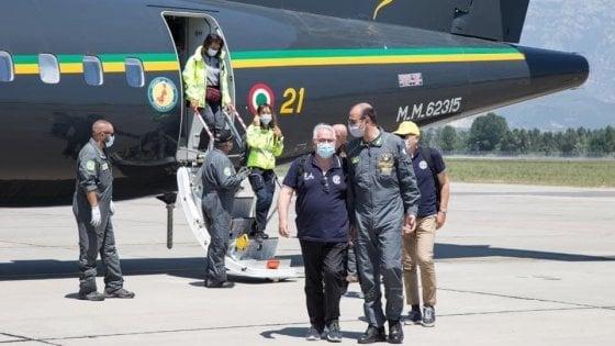 """Coronavirus, al via da Bari la missione italiana in Albania: """"Ricambiamo l'amicizia"""""""