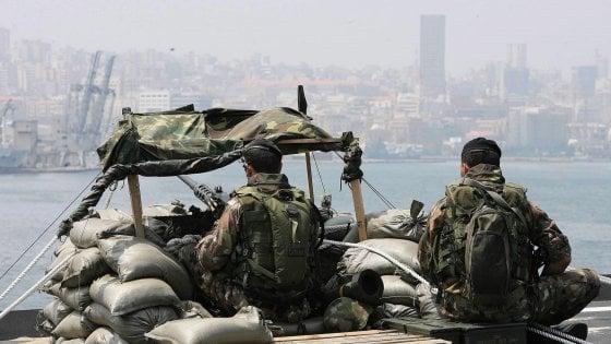 """Esplosione a Beirut, il militare italiano ferito è di Bitonto. Il sindaco: """"A lui l"""