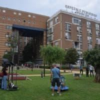 """Bari, parco giochi e prato inglese: cambia volto l'ospedale pediatrico: """"La cura dei bambini passa anche da qui"""""""