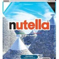 Nutella, sul barattolo arrivano i trulli di Alberobello e la Grotta della poesia