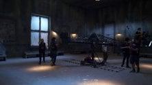 Lavia sul set a Modugno rilegge Pirandello