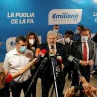 """Elezioni regionali Puglia, Emiliano batte Fitto e il centrodestra: """"E' la vittoria di..."""