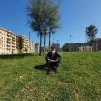 """""""Dove c'era una caserma sta nascendo un enorme parco verde"""": Decaro nell'ex Rossani"""