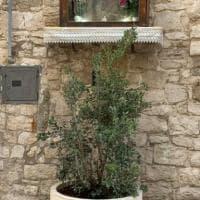 A Bari vecchia arrivano dieci fioriere: