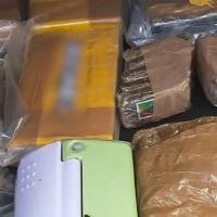 Bari, oltre 10 chili di droga (6,5 di cocaina) scoperti in muretto a secco: nascosti da un...