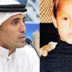 """152003698 af93f74a 7f44 4e61 9e00 e8b041f50ced - """"Mauro Romano non è Al Habtoor"""": un'amica mostra la foto dell'emiro da bambino"""