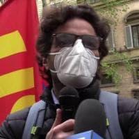 """Operaio licenziato da ArcelorMittal incontra il ministro Orlando: """"Non mi scuserò con..."""