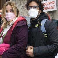 Operaio ex Ilva licenziato per un post sulla fiction con Ferilli in sit-in