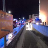"""Incendio al Policlinico di Bari, aperta un'inchiesta: """"Matrice dolosa"""". Pazienti..."""