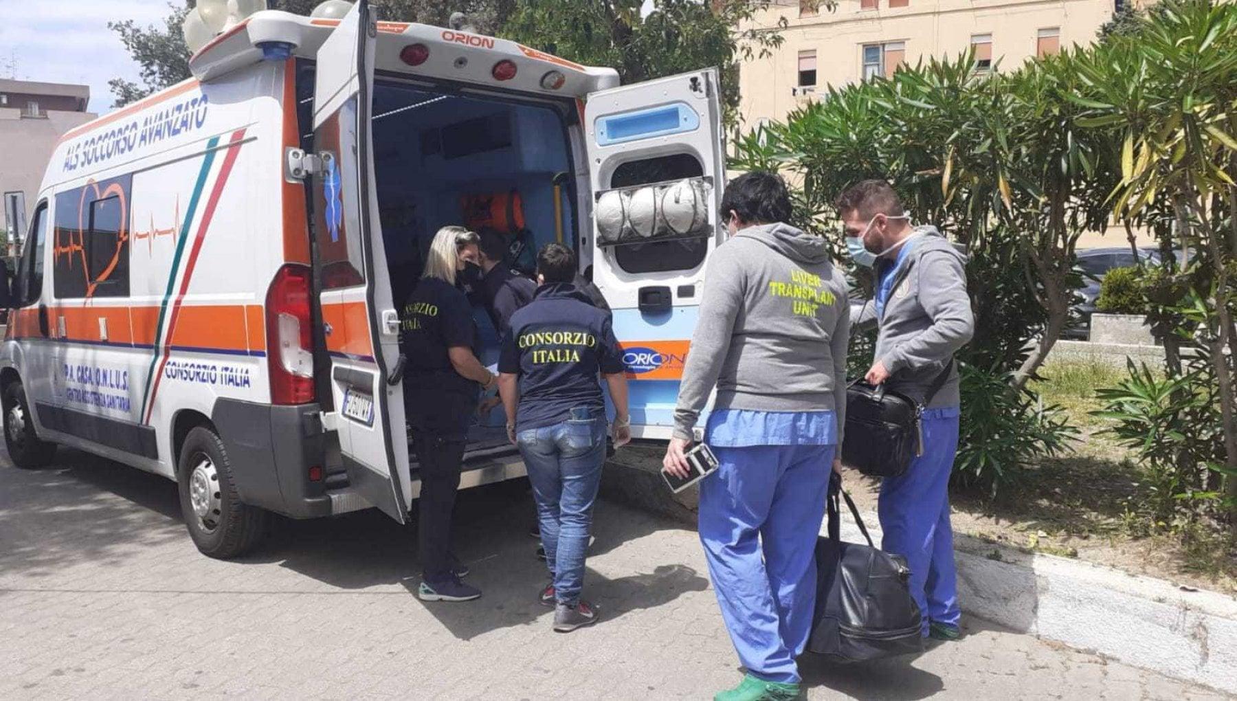 """202219058 a862ac8b 78d2 404d a3ea bd667a835fba - Taranto, muore a 44 anni, la famiglia dona gli organi. I genitori: """"Lo aveva chiesto lui"""""""