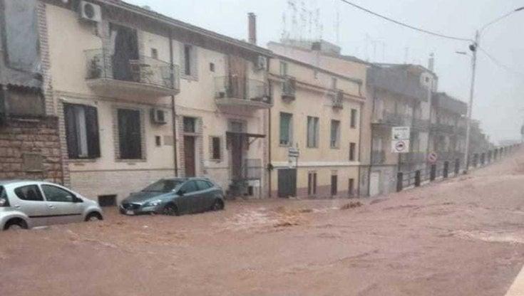 """Maltempo, i sindaci del Gargano: """"Danni per migliaia di euro"""". I geologi:  """"Siamo alle solite, problemi mai risolti"""" - la Repubblica"""