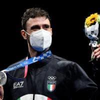 Olimpiadi, l'argento del foggiano Samele nella sciabola: il successo della