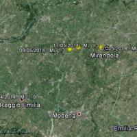 Monitoraggio sismico, ogni giorno le mappe online