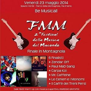 Gli appuntamenti di  venerdì 23  Giovani band alla Montagnola
