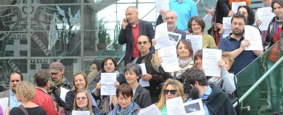"""Musei, la protesta dei dipendenti: """"No a questa privatizzazione"""""""