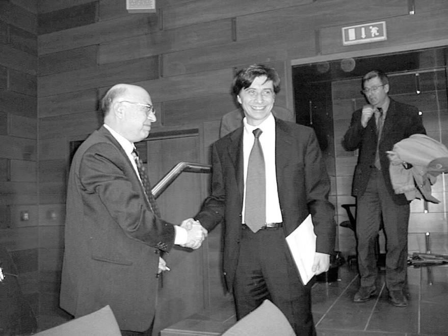 Errani, dal 1999 presidente dell'Emilia-Romagna. La fotostoria