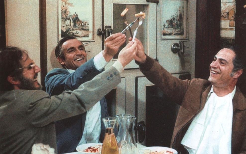Indimenticabile Nino, cinque film in piazza con Manfredi