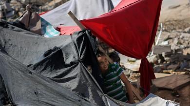 Cgil, raccolta fondi per la gente di Gaza