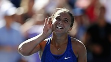 Us Open, Super Errani elimina Venus Williams