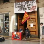 Famiglie disperate  e studenti in rivolta 37 case occupate
