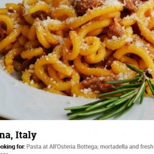 La miglior cucina del mondo? A Bologna la medaglia d\'argento ...