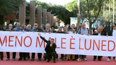 Roma, red carpet anche per i detenuti della Dozza