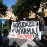 Titan, operai in piazza contro i licenziamenti - foto  di M.BETTAZZI; foto di G.PERTICONI