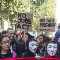 Lavoro, domani sciopero dell'Usb: corteo sui viali e sit-in davanti a Unindustria