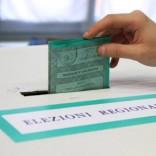 Regionali, dodici liste per sette candidati