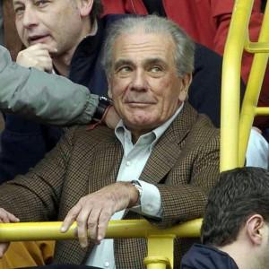 """Gazzoni si commuove con Tacopina: """"Sì, sarò presidente onorario"""""""