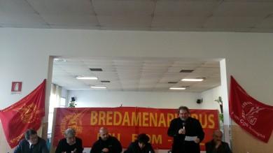 Bredamenarini, firmato l'accordo arriva anche l'ok degli operai