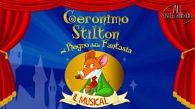 News e appuntamenti per i più piccoli  Teatro, laboratori, cinema nel week end In scena Geronimo Stilton, il musical