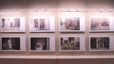 L'arte oltre il sisma, una mostra  racconta la ricostruzione   Foto