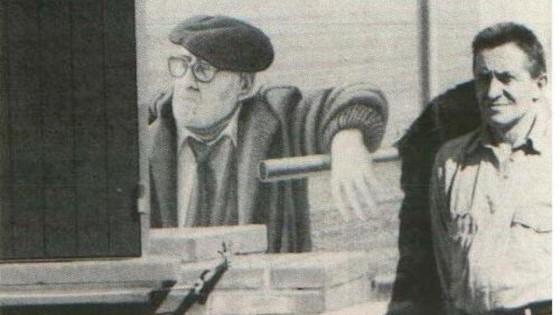 E' morto Gino Pellegrini, lo scenografo che lavorò per Disney e Kubrick