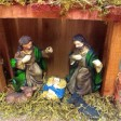 Piacenza, rimosso dopo  le proteste un presepe  con due San Giuseppe