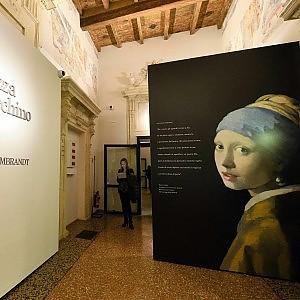 """""""La ragazza con l'orecchino di perla"""" è la mostra più visitata del 2014"""