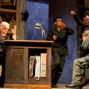 """Glauco Mauri commissario a teatro per """"Una pura formalità"""""""