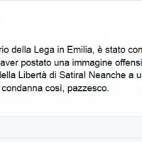 """Offese a Kyenge, Salvini invoca la """"libertà di satira"""""""