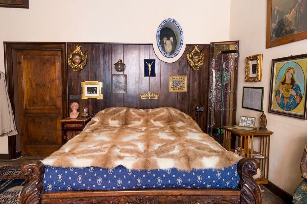 Benvenuti nella casa di Lucio Dalla