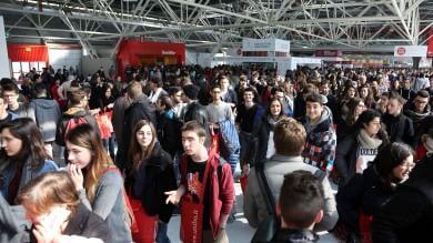 Univercity, in fiera l'ateneo incontra  gli studenti di oggi e di domani  Foto