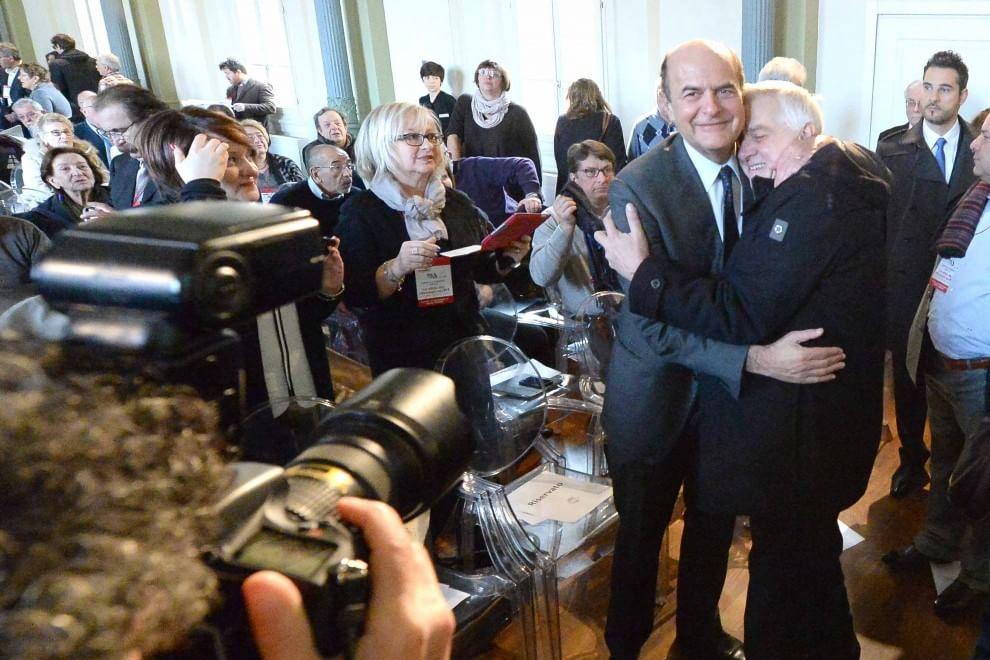 La minoranza Pd riparte da Bologna