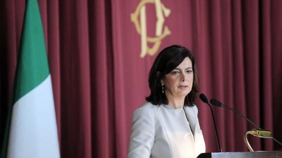 Boldrini e Delrio onorano il repubblichino: ''Per il sacrificio offerto alla Patria''
